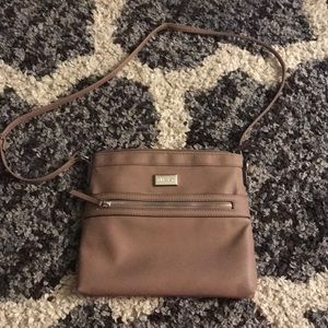 FREE with purchase Nine West crossover bag